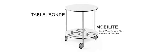 Table Ronde Mobilité