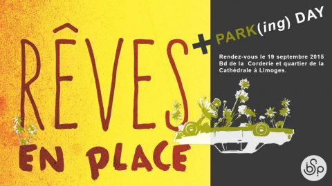 Rêve en Place et Park(ing)Day