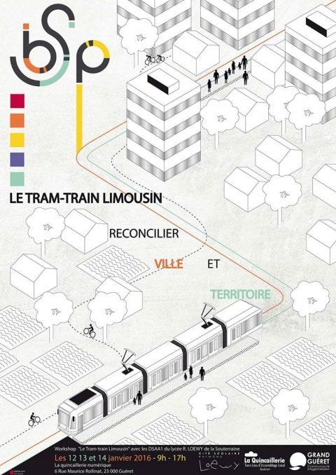 Rêver la gare de Guéret demain